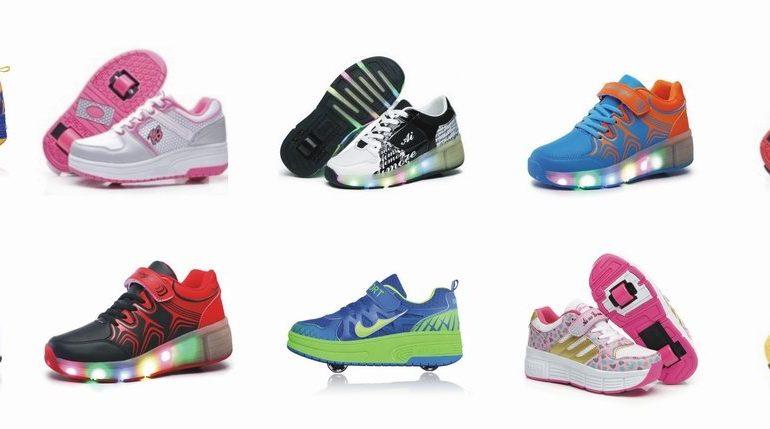 Led schoenen - schoenen met lampjes